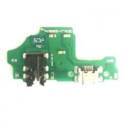 Flex de Conector de Carga con Microfono y Jack de Audio para Huawei Honor 8X