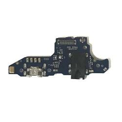 Flex de Conector de Carga con Microfono y Jack de Audio para Huawei Honor 8X Max