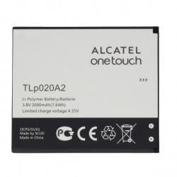 N330 Batería TLp020A2 de 2000mAh para Alcatel One Touch Pop S3 / 5065