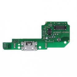 N42.1 Placa Auxiliar De Conector De Carga Y Microfono Para XIAOMI REDMI 6A / REDMI6A