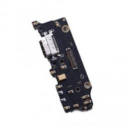 N45 Placa Auxiliar Con Conector De Carga TipoC / Jack Audio / Microfono Para Xiaomi Mi A2 / Xiaomi Mi6x / Mi 6x