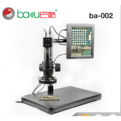 MA2 Baku BA 002 Digital de Reparación Electrónica Microscopio con Monitor Version Normal / Baku 002