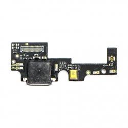 Placa Auxiliar Con Conector Carga TipoC Jack Audio Y Microfono Para BQ Aquaris X Pro / BQ X