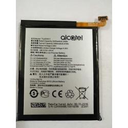 N338 Batería TLp024C1 Para ALCATEL SHINE LTE 5080X / NOS DIVE 72 / ALCATEL A3 / 5046D De 2400mAh