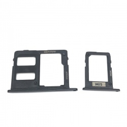 Bandeja Sim + SIM+SD Para Samsung Galaxy J8 / J810