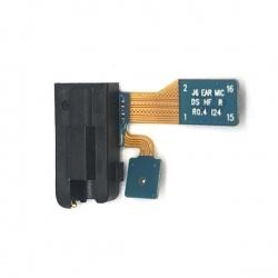 Flex De Jack De Audio Para Samsung Galaxy J8 / J810