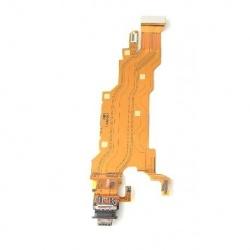 Flex Conector Carga USB Tipo C Para Sony Xperia XZ2 / H8216 / H8276 / XZ2 Dual / H8296 / H8266