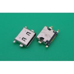 N104 Conector De Carga Tipo C Para Sony Experia XA1 G3121 / XA1 Ultra G3221