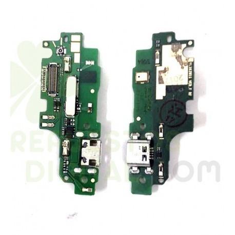 Placa Auxiliar Con Conector De Carga Micro USB Para Huawei Honor 5X