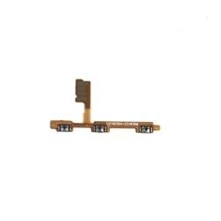 Flex Power Con Boton Encendido+Volumen Para Huawei P30 Lite