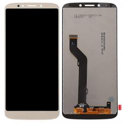 N7.1 Pantalla Completa Original Para Motorola E5 Plus