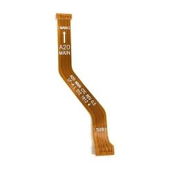 Flex Puente LCD De Conectar Pantalla Y Placa Para Samsung Galaxy A20 / A205
