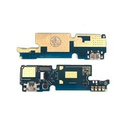 Placa Auxiliar Con Conector Carga Para Wiko View 2 Go