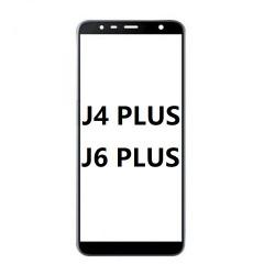 Cristal Frontal Para Samsung Galaxy J4 PLUS / J410 / J6 PLUS / J610