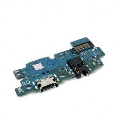 Placa Carga Tipo C / Jack Audio Para Samsung Galaxy A20 / A205