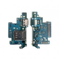 Placa Carga Tipo C / Lector Sim /  Para Samsung Galaxy A80 / A805