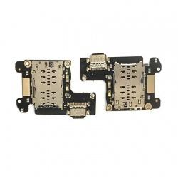 N63 Placa Carga Tipo C y Lector SIM Para Xiaomi Mi 9t / Mi9t