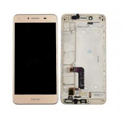 Pantalla Completa CON MARCO Para Huawei Y5 II / Y5 2 / Y6 II Compact / Y6 2 Mini / Honor 5A