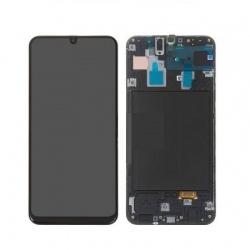 Pantalla Completa Original Con Marco Para Samsung Galaxy A30 / A305
