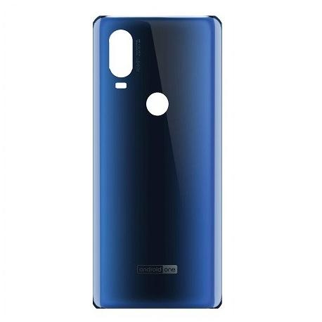 Tapa Trasera Para Motorola Moto One Vision