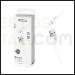 Cable Lightning iPhone De 2 Metro 2A / SJ-3200 / MAXAM