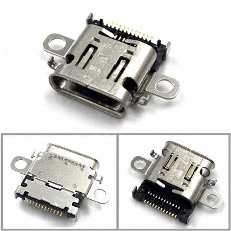 c21 puerto de carga tipo c, conector USB para consola Nintendo Switch NS,