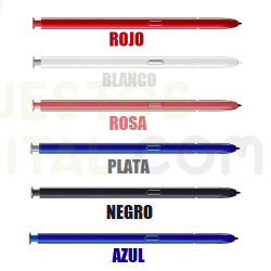 Lapiz S Pen Para Samsung Galaxy Note 10 N970 / Note 10 Plus N975