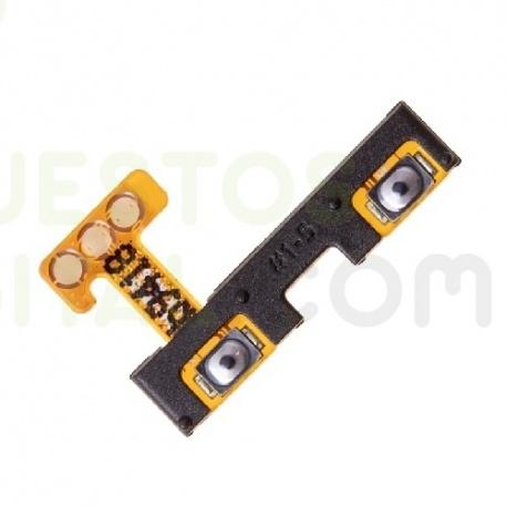 Flex Boton Volumen Para Samsung Galaxy A80 / A805