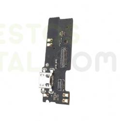 Placa De Carga Micro USB / Microfono Para Motorola Moto E4 Plus