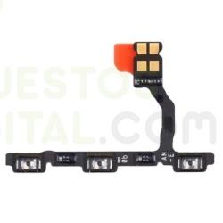 Flex Power Boton Encendido + Flex Volumen Para Huawei P40
