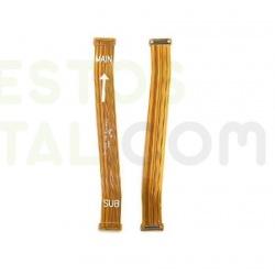 Flex Puente LCD De Conectar Pantalla Y Placa Para Samsung Galaxy M30 / M305