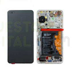 Pantalla Completa Original Con Marco y Bateria Para Huawei P40 / ANA-N29