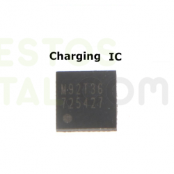 Chip ic de Carga Para Consola Nintendo Switch / M92T36