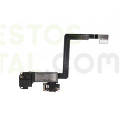 Flex De Sensor De Proximidad / Iluminador IR Infrarrojo / Sensor De Luz Ambiental / Auricular / Microfono Para iPhone 11 PRO MAX