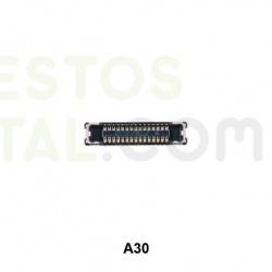 Conector De LCD Para Samsung Galaxy A30 / A305 / A50 / A505 / A70 / A705