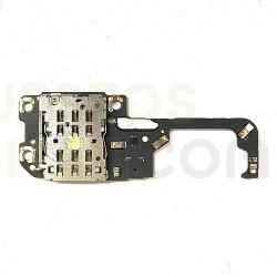 Flex Lector SIM y Microfono Para Huawei Mate 30 Pro