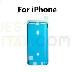 Adhesivo Pantalla Para iPhone XS MAX / iPhone 11 PRO MAX Pegatina Frontal Delantero