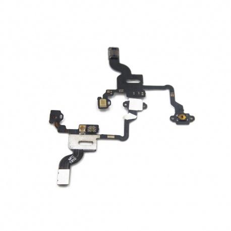 Flex De Power Encendido Para IPHONE 4 / 4G