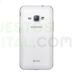 T141 Tapa Trasera Para Samsung Galaxy J1 2016 / J120