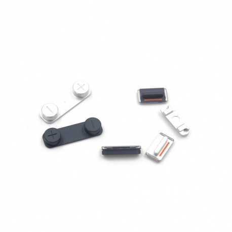 Pack De Botones De Volumen Y Boton Power Para IPHONE 5G