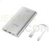 Samsung Original Power Bank Bateria Externa de 10000mAh Carga Rapida 15W Tipo C