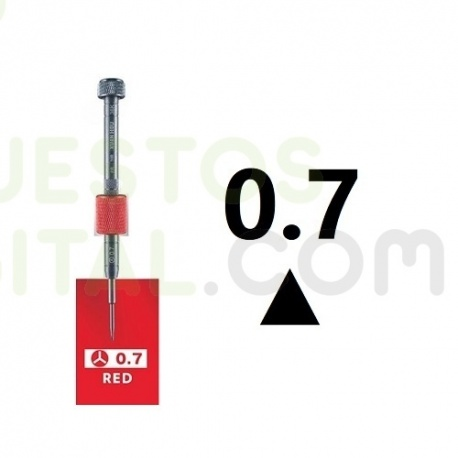 Destornillador de Gran Calidad Xuan Hou 36K / Punta Triangular ▲0.7