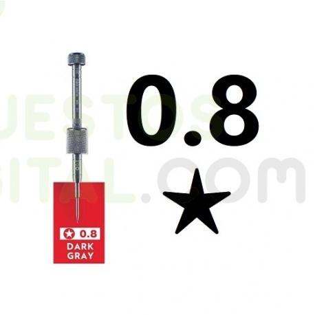Destornillador De Gran Calidad Xuan Hou 36K / Punta Estrella ★0.8