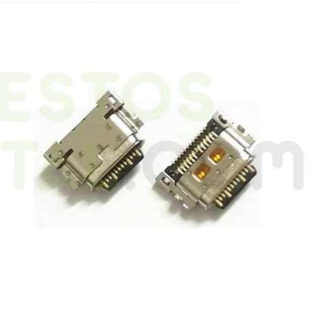 N23 CONECTOR DE CARGA TIPO-C Para Motorola Moto G7 / G7 Play