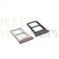 N76 Bandeja Sim Micro SD Para Xiaomi Mi Note 10 Lite