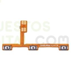 N74 Flex Boton Power Encendido y Volumen Para Xiaomi Mi 10 Lite