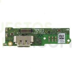 Placa Conector De Carga / Micrófono Para Sony XA1 Plus