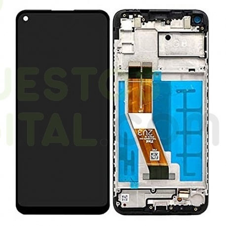 Pantalla Completa Original Con Marco Para Samsung Galaxy A11 / A115