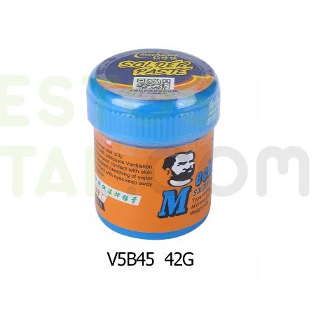 Bote De Estaño Pasta Para Soldar MECHANIC V5B45 42G IPX4