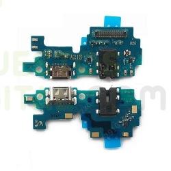 Placa Carga Tipo C / Jack Audio / Microfono Para Samsung Galaxy A21S / A217